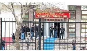 Dersim'de gösteri ve yürüyüşler 15 gün süreyle yasaklandı