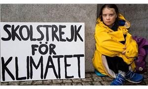 """Greta, ABD'den ayrıldı: """"Oy verin"""""""