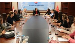 İBB CHP Kadın Meclisi: Birlikteyiz, güçlüyüz
