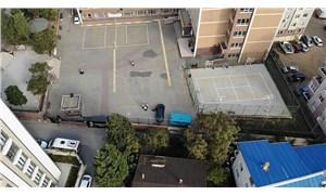 Lise öğrencisi sınava girmemek için kendisini ikinci kattan attı: Hastaneye kaldırıldı