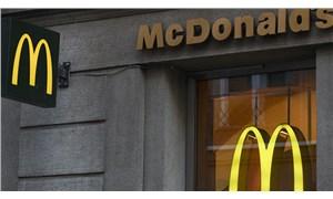 Londra'da McDonald's çalışanları greve başladı