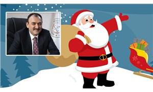Okulda Noel Baba'yı gören milli eğitim müdürü öğretmenlere hakaret yağdırdı
