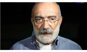 Ahmet Altan hakkında tutukluluğa itiraz reddedildi