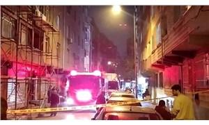 Bahçelievler'de yangın: 9 kişi dumandan etkilendi