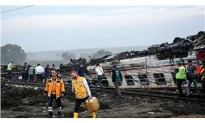 Denetim yok, yargılama yok, sorumluluk yok! TCDD'nin kaza önlemi 'değerlendirme' heyeti