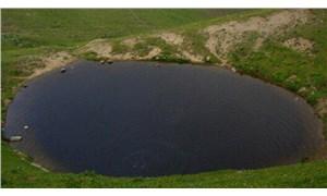 Hazine aramak için 12 bin yıllık Dipsiz Göl'ü yok ettiler
