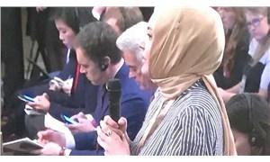 Hilal Kaplan'dan Trump'la diyaloğu sonrası ilk açıklama