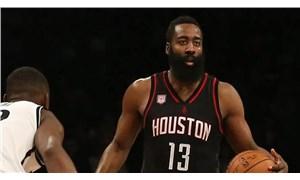 Houston Rockets, Clippers'ı Harden'ın 47 sayısıyla geçti