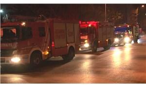 Avcılar'da 3 saatte 4 farklı binada yangın çıktı: Kundaklama şüphesi