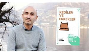 Barış Soydan'dan yeni kitap: Kediler ve Erkekler