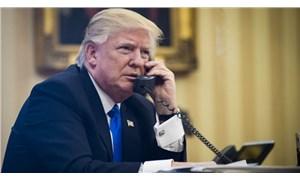 Beyaz Saray, Trump ile Zelenskiy'in ilk telefon görüşmesinin metnini yayımladı