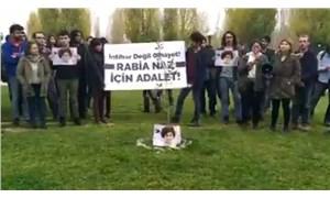 ODTÜ'lüler Rabia Naz için yürüdü