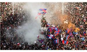 Şili'deki protestolarda en az 230 kişi görme yetisini kaybetti