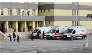 Sivas'ta gıda zehirlenmesi şüphesi: 17 öğrenci ve 1 öğretmen hastaneye kaldırıldı