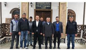 Çaydeğirmeni Belediye Başkanı, camiye AKP'li vekillin ismini verdi