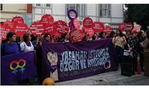 Kadınlardan Kadıköy'de kitlesel buluşma: Yaşamak istiyoruz, özgür ve korkusuz!