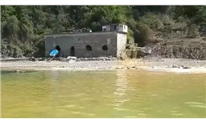 Maden denizi mahvetti!
