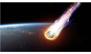 Dünya'ya çarpan göktaşının izleri inceleniyor