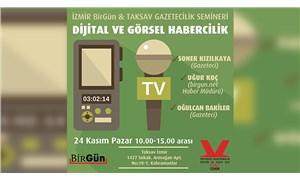 İzmir'de Dijital ve Görsel Habercilik Atölyesi Başlıyor!