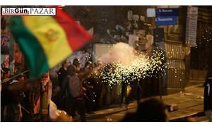Kötürüm emperyalizmin son kurbanı: Bolivya