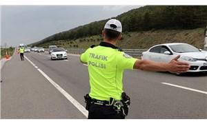 10 ayda 147 bin 379 sürücüye 'alkollü araç kullanmak'tan işlemi yapıldı