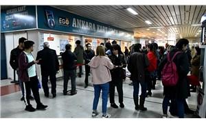 Ankara'da öğrenciler aylık abonmana akın etti