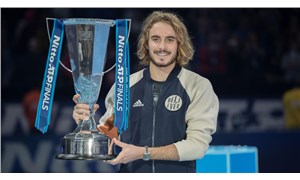 ATP Finalleri'nde şampiyon Tsitsipas