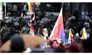 Bolivya'da ölü sayısı 23'e yükseldi