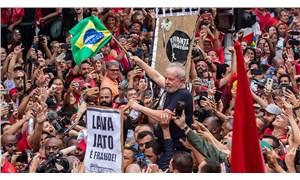 Eski Brezilya Devlet Başkanı Silva: Mücadeleye devam