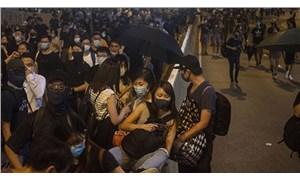 Hong Kong'da mahkeme maske yasağını Temel Yasa'ya aykırı buldu