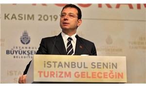 İmamoğlu: Haliç'in kıyısında turiste arıtma tesisi mi gezdireceğiz
