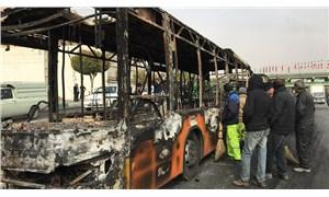 İran'da sokak eylemleri büyüyor