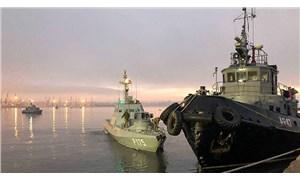 Rusya, Karadeniz'de el koyduğu gemileri Ukrayna'ya teslim etti