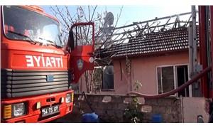Sakarya'da yangın: 2 çocuk yaşamını yitirdi