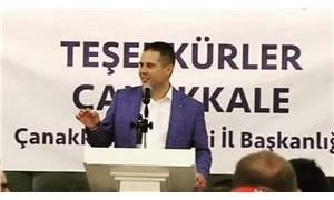 AKP Çanakkale İl Başkanı istifa etti