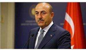 Çavuşoğlu'dan, Pompeo'nun Filistin ile ilgili yaptığı açıklamaya tepki