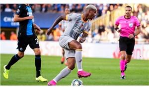 Galatasaray'da sakat futbolculara Lemina da eklendi