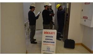 İzmir'de TMMOB'dan CHP'ye asansör denetim eleştirisi