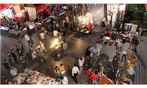 Ankara'da 'akşam pazarı' yasaklandı