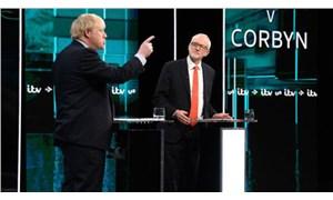 Boris Johnson ve Jeremy Corbyn canlı yayında karşı karşıya geldi