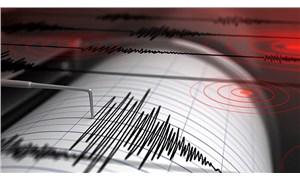 Ege Denizi'nde 3.2 büyüklüğünde deprem