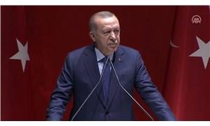 Erdoğan: İstifa edenlere teşekkür ediyorum