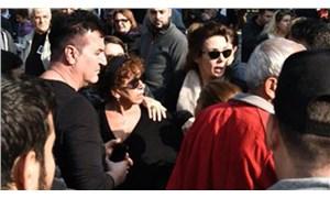 Yıldız Kenter'in cenazesinde gerginlik: 'Sen kadın olmasaydın görürdün'