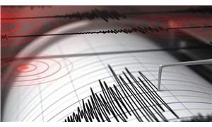 Balıkesir'de 3.9 büyüklüğünde deprem