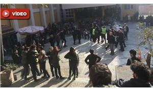 DTCF'de faşist saldırı: Bir öğrenci yüzünden yaralandı