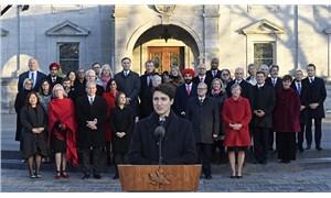 Kanada'da yeni hükümet kuruldu