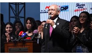 Kılıçdaroğlu: Daha sağlıklı bir Türkiye'yi inşa edeceğiz