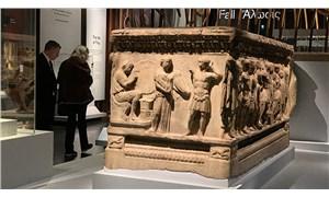 Türkiye'nin çaldırdığı eserlerle Londra'da Troya sergisi