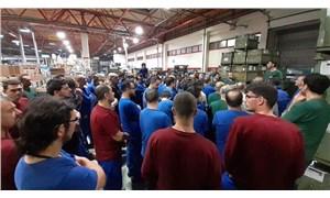 10 bin metal işçisi MESS'i uyardı