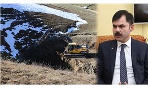 Bakan Kurum: 'Dipsiz Göl'ü eski haline getireceğiz